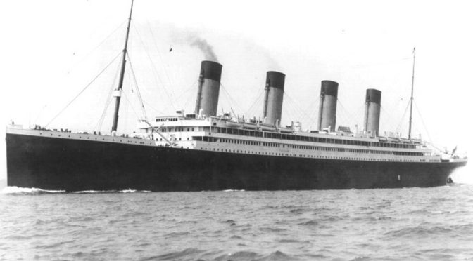 Project Management of the RMS Titanic and the Olympic Ships
